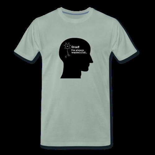 neuron 02 - Maglietta Premium da uomo