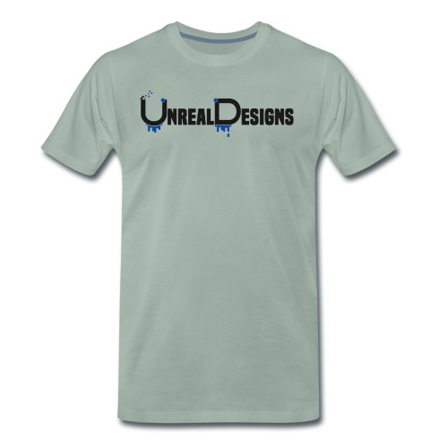 UNREAL DESIGN - T-shirt Premium Homme