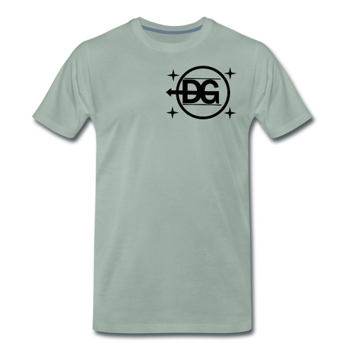 DG logo - Männer Premium T-Shirt