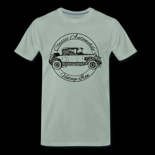 classic automobile - Männer Premium T-Shirt