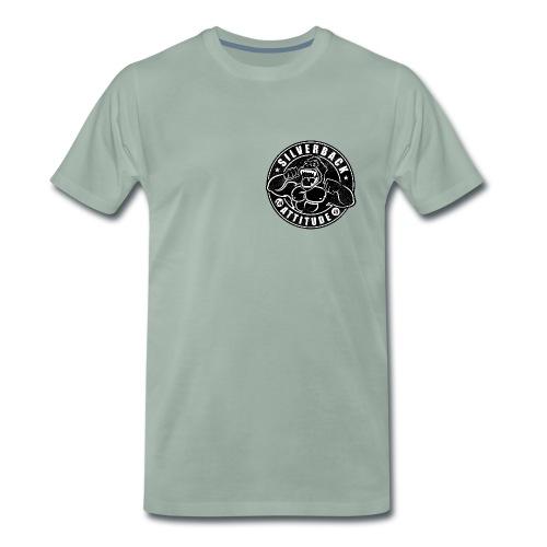 Silverback Attitude - Männer Premium T-Shirt