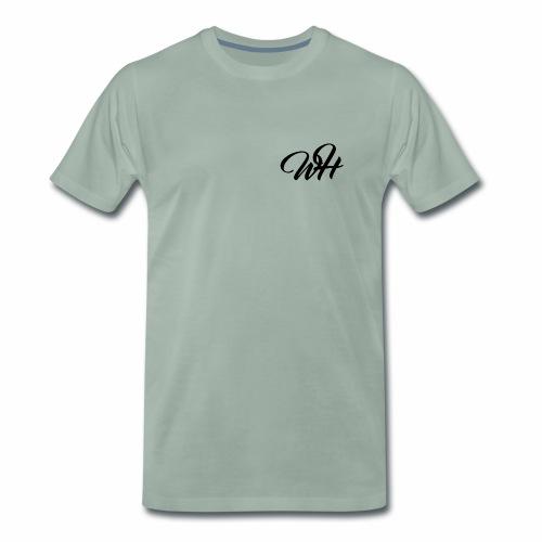 Basic logo - Herre premium T-shirt