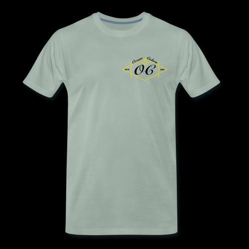 OC Logo Black - Men's Premium T-Shirt