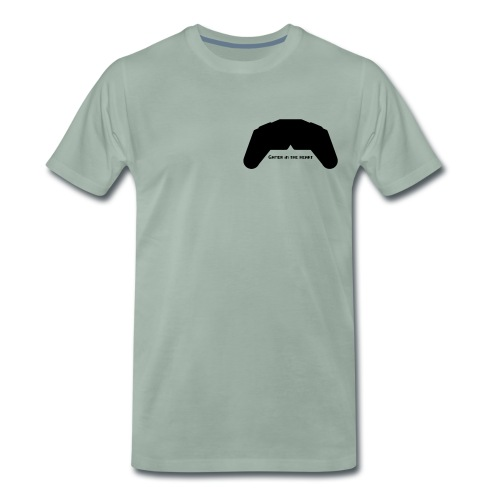 Gamer in the heart - T-shirt Premium Homme