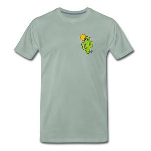 Cactus Cartoon - T-shirt Premium Homme