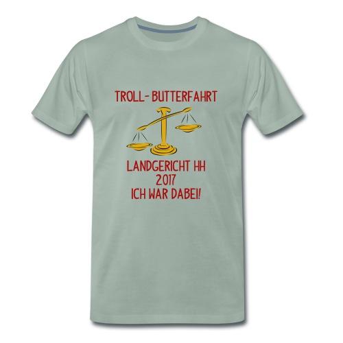 Netzfrauen 7 - Männer Premium T-Shirt