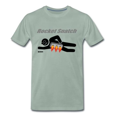 Rocket Snatch - Männer Premium T-Shirt