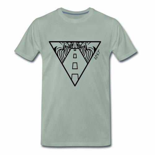 The Searcher Lost - Camiseta premium hombre
