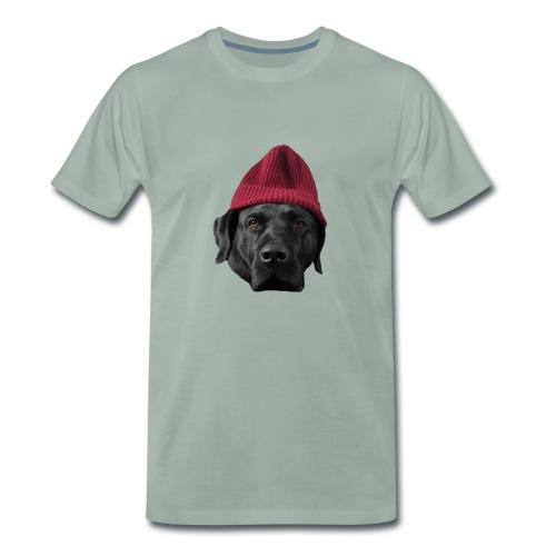 Lieblingshund Jamie - Männer Premium T-Shirt