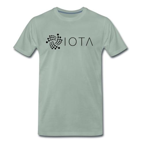 iota on fleek - Männer Premium T-Shirt