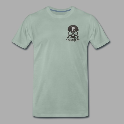 The Encounters Totenkopf - Männer Premium T-Shirt