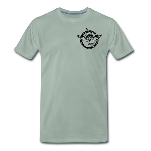 MT Design Logo - Männer Premium T-Shirt