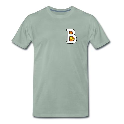 BanaantjePowerrr logo - Mannen Premium T-shirt