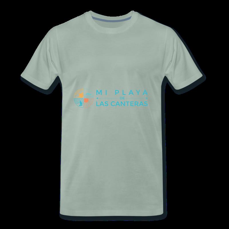 Mi playa de Las Canteras - Camiseta premium hombre