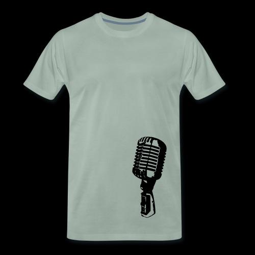 The Mic - Männer Premium T-Shirt