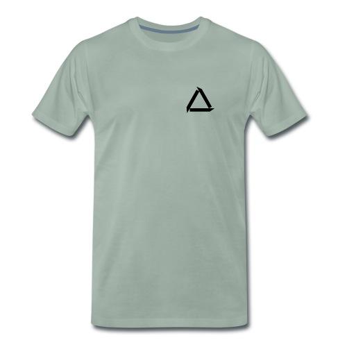 Tri Clothing Logo Tee - Premium T-skjorte for menn