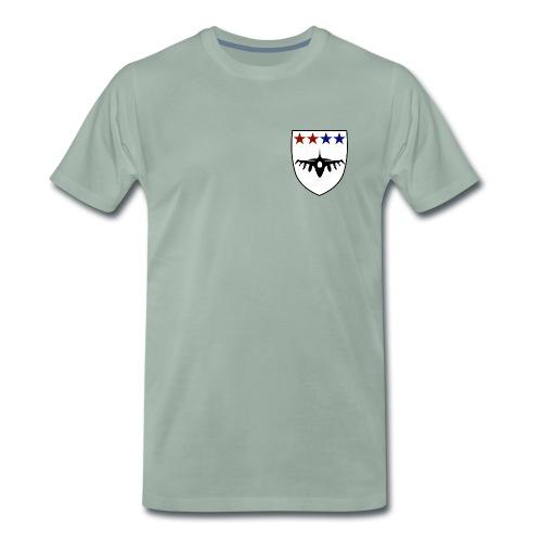 D.U.C.K Secret Service - Männer Premium T-Shirt