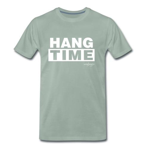 Hang time - Männer Premium T-Shirt