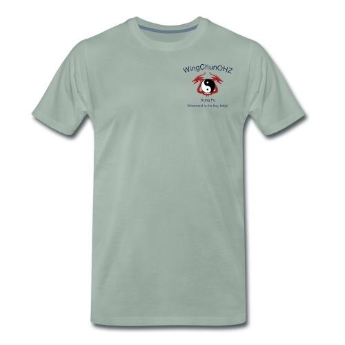 WingChunOHZ - Männer Premium T-Shirt