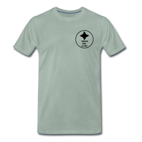 PFAS - Premium-T-shirt herr