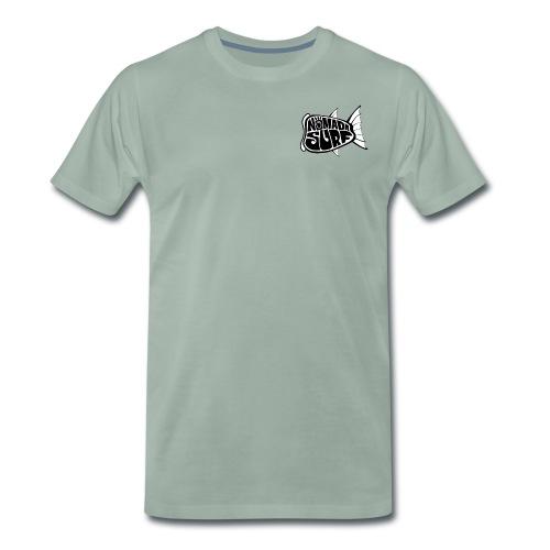 logotipo vectorizado low - Camiseta premium hombre