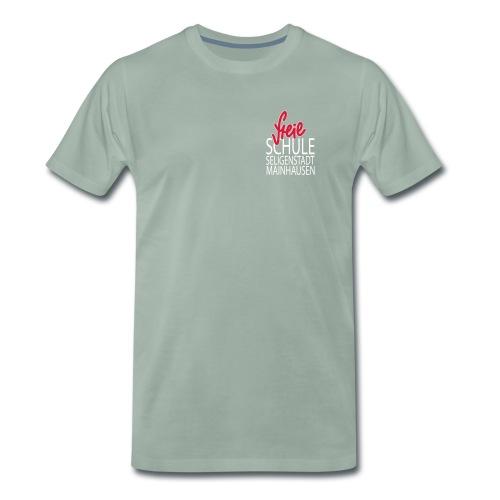 LOGO FSSM Schriftzug - Männer Premium T-Shirt