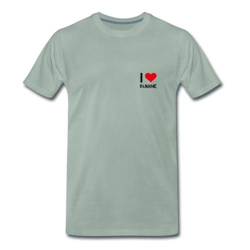 I love Paname - T-shirt Premium Homme