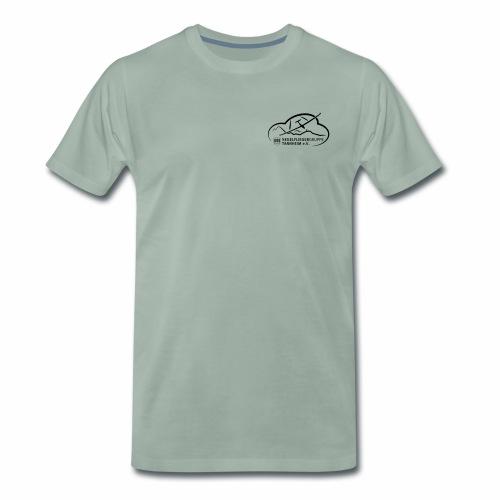 SFG Tannheim Black - Männer Premium T-Shirt