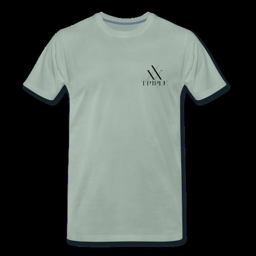 TRIPLE X v2 - Maglietta Premium da uomo