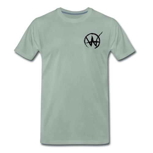 wahlberg black - Premium-T-shirt herr