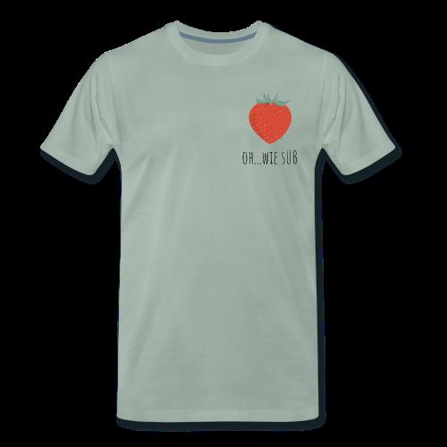 StrawBerry - Männer Premium T-Shirt