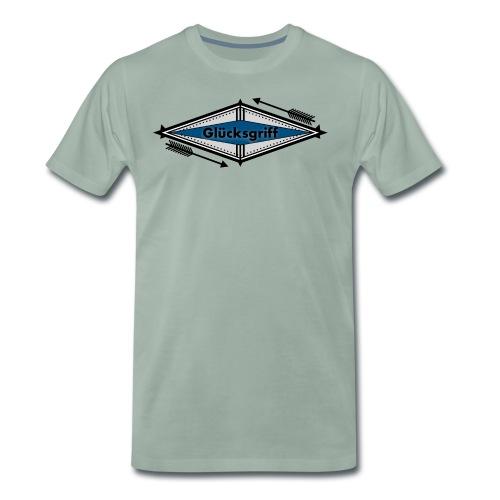 Glücksgriff #1 - Männer Premium T-Shirt