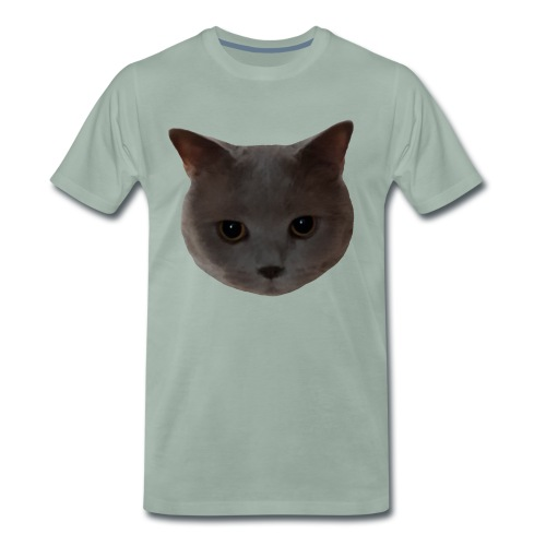 süße Katze - Männer Premium T-Shirt