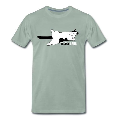 Selma Gang T-Shirt - Premium-T-shirt herr