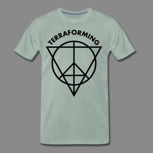 TERRAFORMING - Männer Premium T-Shirt