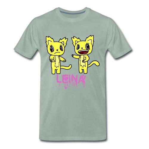 Leina - T-shirt Premium Homme