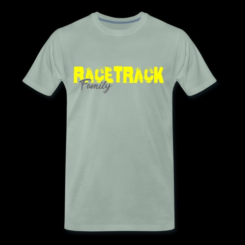 RACETRACKfamily FastLowCars est. by SF - Männer Premium T-Shirt