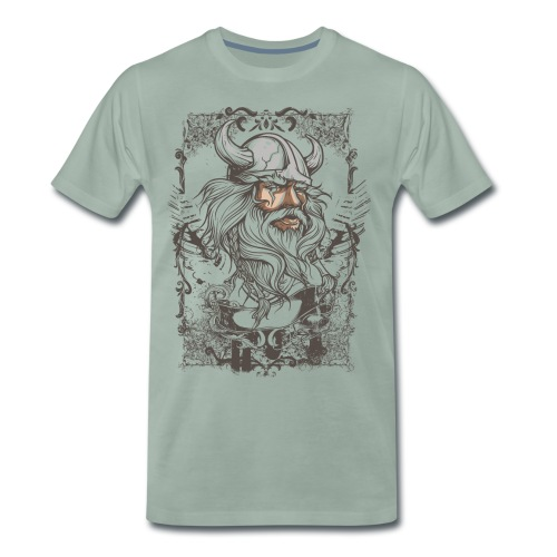 fashion design Maghul - T-shirt Premium Homme