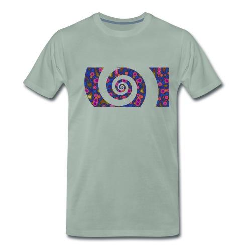 spiral - Men's Premium T-Shirt