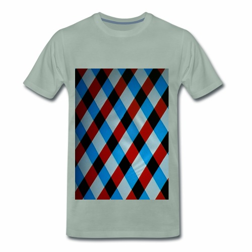 Karo - Männer Premium T-Shirt