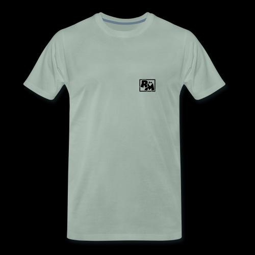 Runt Mods Black - Men's Premium T-Shirt