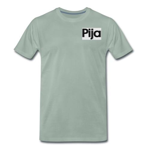 Pija summer 2017 - Mannen Premium T-shirt
