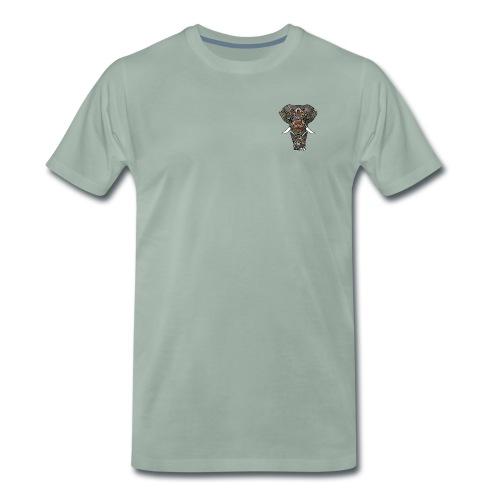 reisefroh Design - Männer Premium T-Shirt