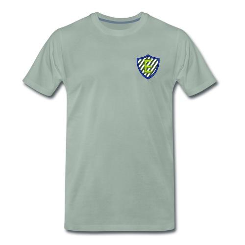 Elytroid Vapensköld - Premium-T-shirt herr