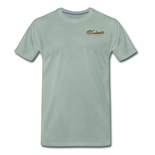 Logo frederik - Men's Premium T-Shirt