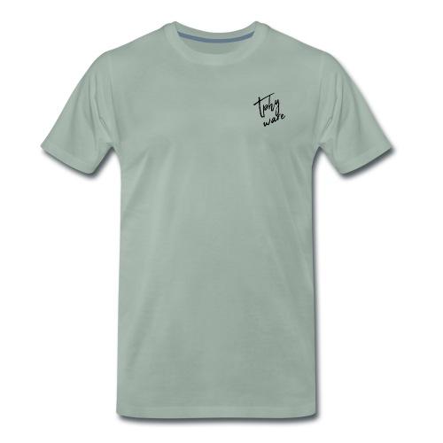 Tphyware Black - Männer Premium T-Shirt