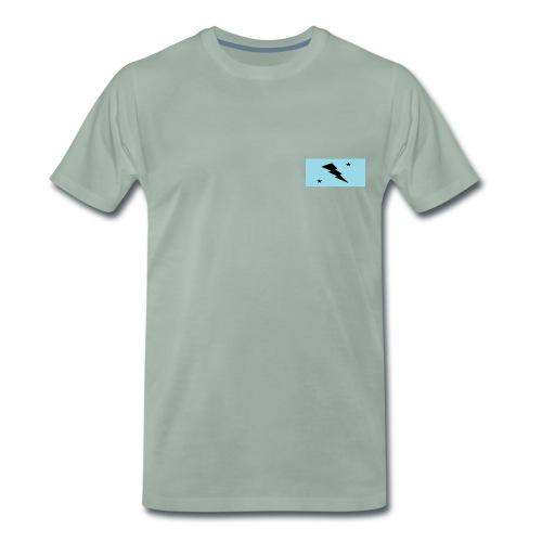Lightning Strike - Men's Premium T-Shirt