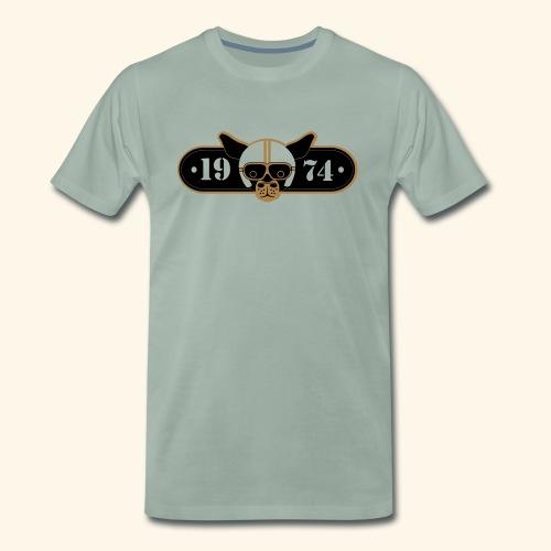 BDMCC 1974 Long Dog - Men's Premium T-Shirt