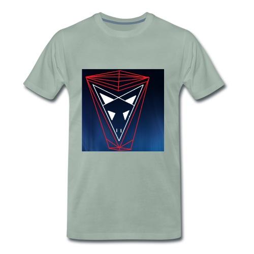 Maximooni LOGOTYPE - Premium-T-shirt herr