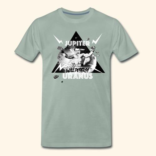 JUPITERwilldestroyURANUS - T-shirt Premium Homme